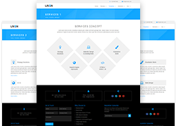 Liven Different Service Page